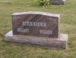 Minnie <i>Atkinson</i> Marolf