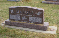 Helen <i>King</i> Marolf