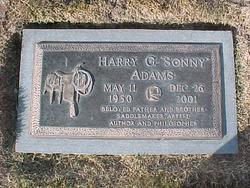 Harry Gordon Sonny Adams, Jr