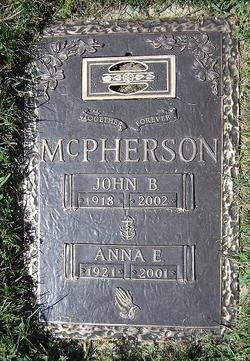 Anna Elizabeth <i>Weaver</i> McPherson