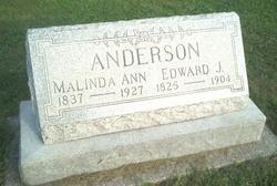Malinda Ann <i>Fisher</i> Anderson