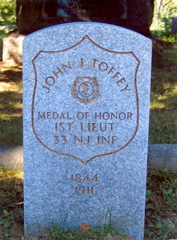 John James Toffey