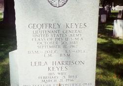 Geoffrey Keyes