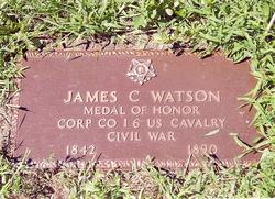 James Curtis Watson