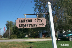 Cannon City Cemetery