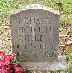 Ronald Franklin Gulley