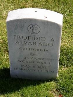 Profidio A. Alvarado