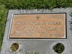 John Norman Burke