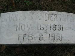 Benjamin Hayes Anderson, Jr