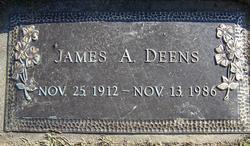 James A. Deens