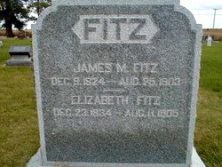 Elizabeth <i>Evans</i> Fitz