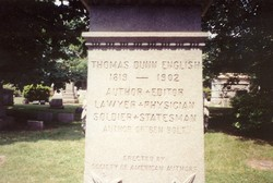 Thomas Dunn English