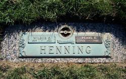 Wilbur Charles Henning