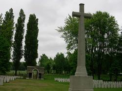 Maple Copse Cemetery
