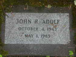 John R Adolf