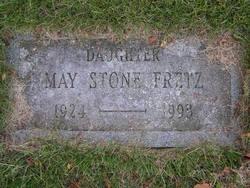 May Isabel Heidi <i>Stone</i> Fretz