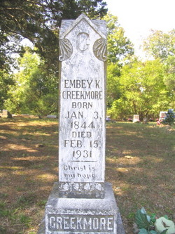 Embey King King Creekmore