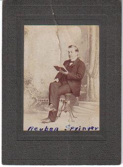 Reuben Springer