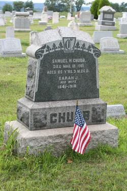 Pvt Samuel H. Chubb