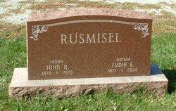 Lydia E. Rusmisel
