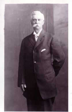 Alfred George Blackwell