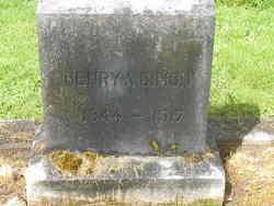 Henry Abel Dimon