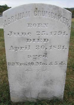 Abraham Crumbaker