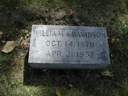 William A Davidson