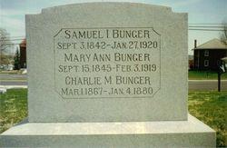 Samuel Isaac Bunger