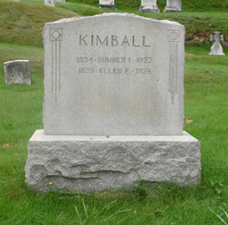 Sumner Increase Kimball
