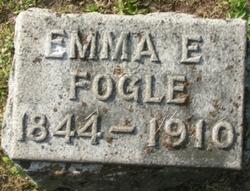 Emma Eliza <i>Parsons</i> Fogle