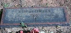 Ida <i>Staton</i> Churchwell