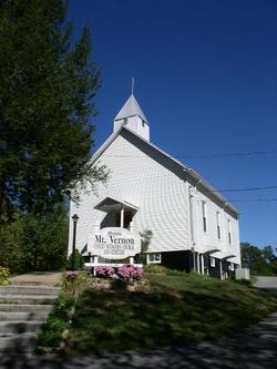 Mount Vernon Methodist Church Cemetery
