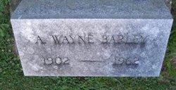 Arthur Wayne Barley