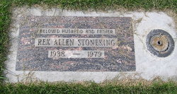 Rex Allen Stoneking