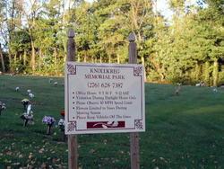 Knollkreg Memorial Park