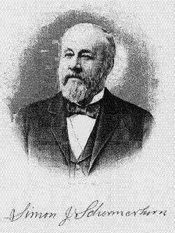 Simon Jacob Schermerhorn