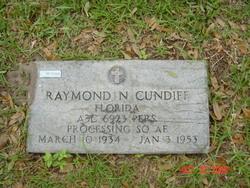 Raymond Navarro Cundiff