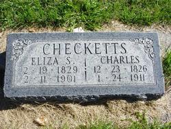Eliza <i>Sherwood</i> Checketts