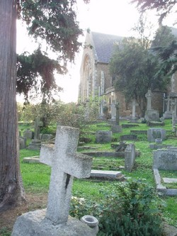 Christ Church Churchyard