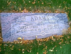 Verda <i>Lyman</i> Adams