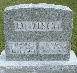 Edward Deutsch