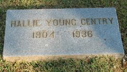 Hallie Stoner Young Gentry