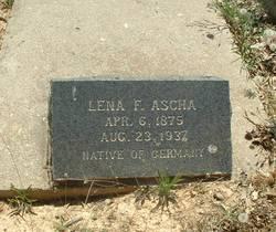 Lena F. Ascha