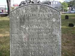 Dr Abijah Draper
