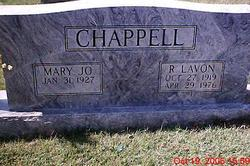 R. Lavon Chappell
