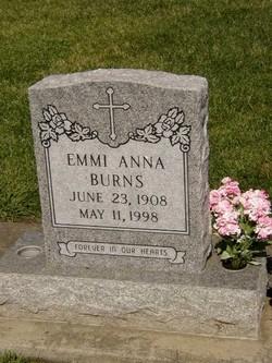 Emmi Anna Burns