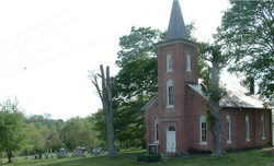Otterbein United Methodist Church Cemetery