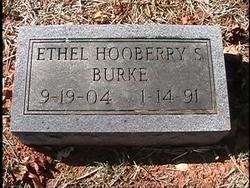 Ethel Mai <i>Hooberry</i> Burke