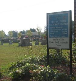 Dutton United Methodist Church Cemetery